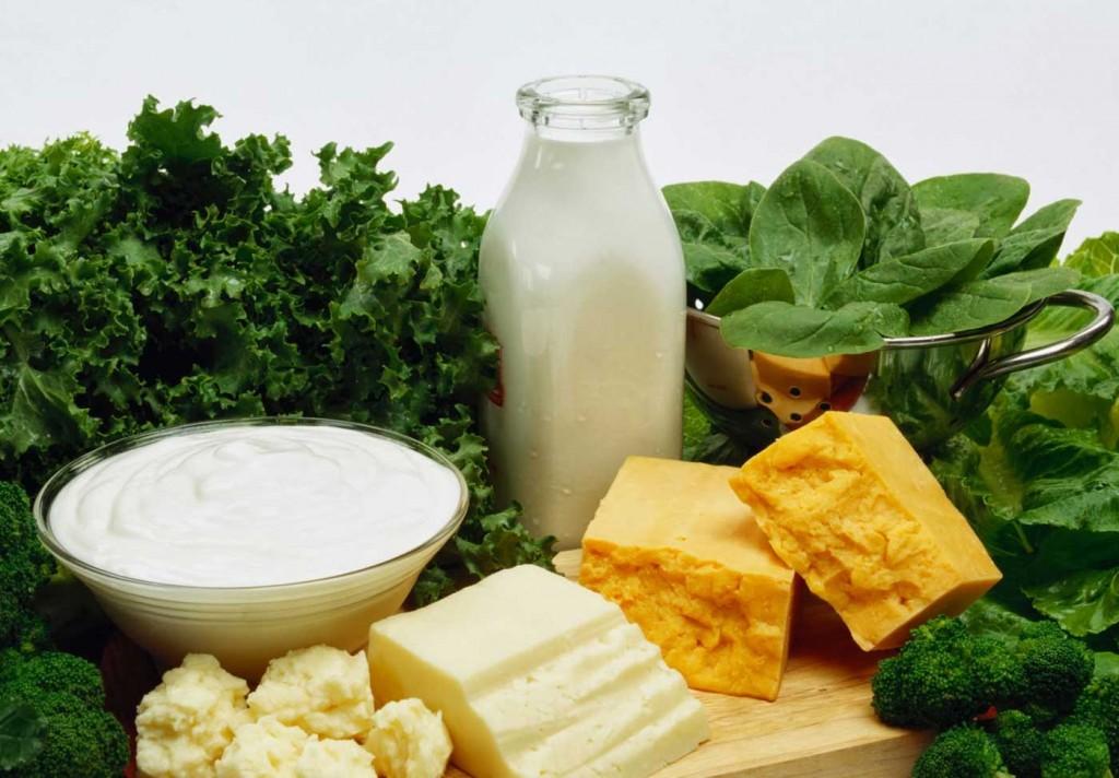 3. Femeile care mănâncă multe lactate au cele mai mari șanse să facă gemeni.
