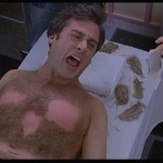 Steve Carrell epilat waxed