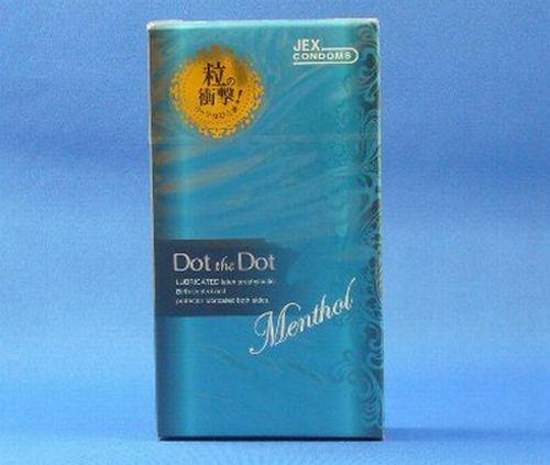 metol prezervativ - menthol condom