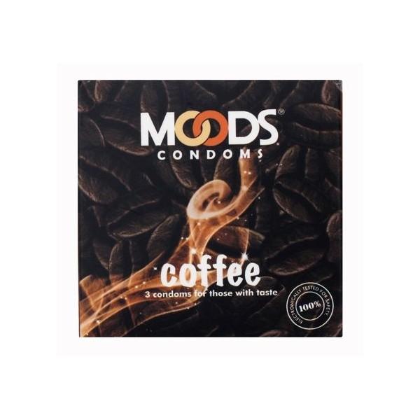 prezervative aroma cafea - coffee flavoured condom