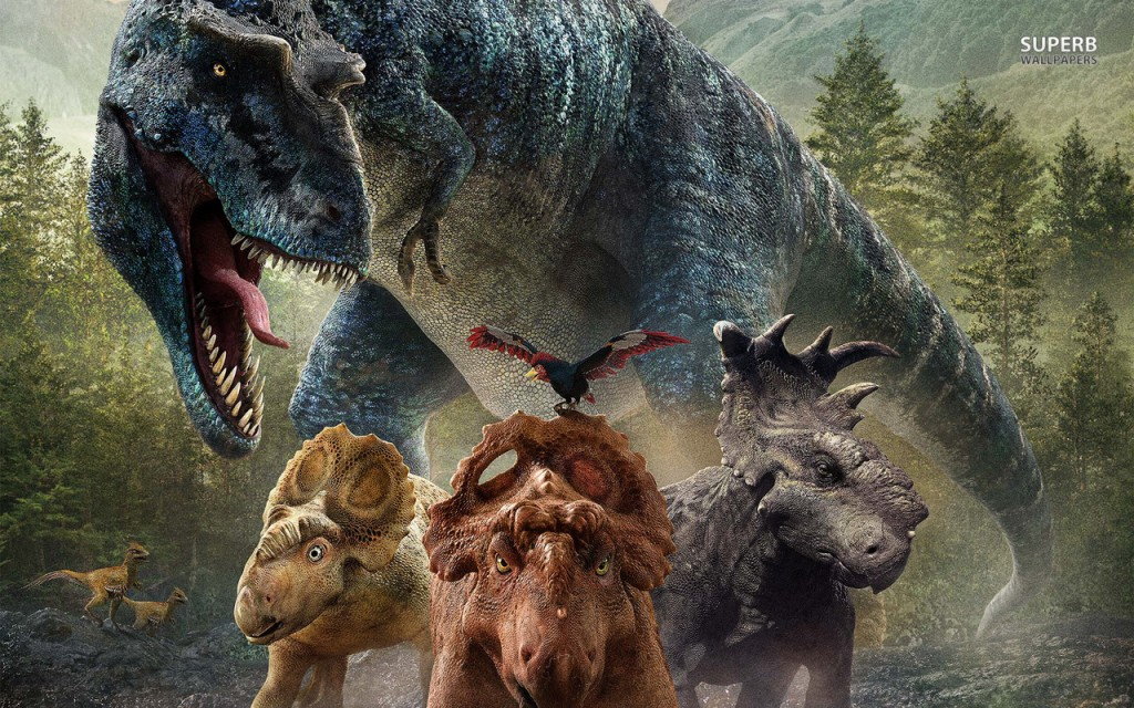 Dinozauri si extraterestrii