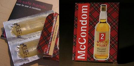 whisky condom wiskey prezervativ