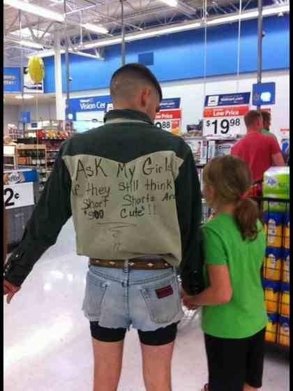 18.  Acest tată care a știut să își învețe fiica fiind un exemplu el însuși.