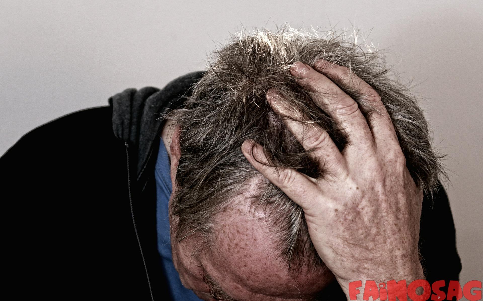 Durere De Cap Disperare Migrene